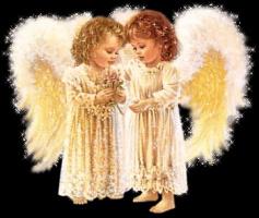 Два ангелочка!