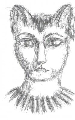 Инопланетянка из кошкоподобной цивилизации