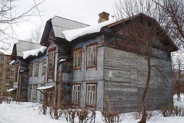Финский домик