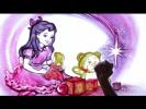 История любви - песочная анимация
